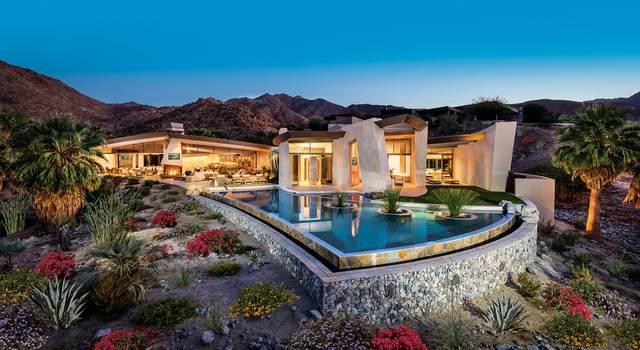 638 Pinnacle Crest, Palm Desert, CA 92260 (MLS #219052881) :: The Jelmberg Team