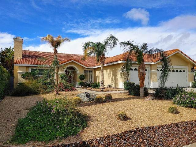 9735 El Rio Lane, Desert Hot Springs, CA 92240 (MLS #219052882) :: The Jelmberg Team
