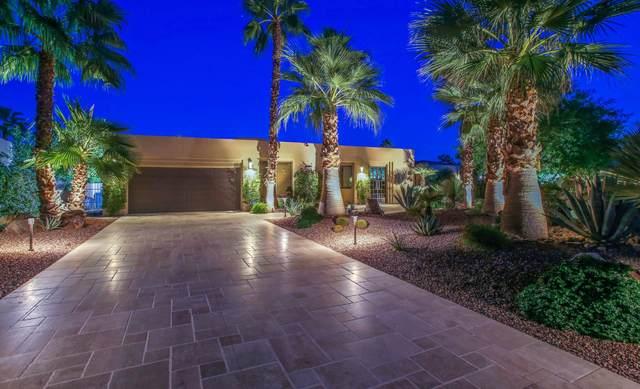 13 Via Haciendas, Rancho Mirage, CA 92270 (#219052916) :: The Pratt Group