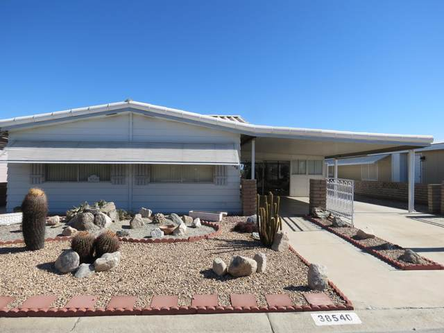 38540 Desert Greens Drive, Palm Desert, CA 92260 (MLS #219052918) :: The Jelmberg Team