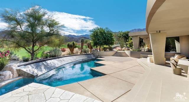 519 Mesquite Hills, Palm Desert, CA 92260 (MLS #219052942) :: The Jelmberg Team