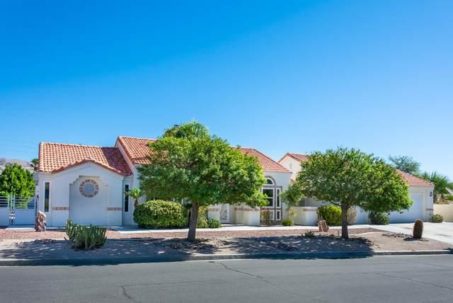 8630 Oakmount Boulevard, Desert Hot Springs, CA 92240 (MLS #219052972) :: The Jelmberg Team