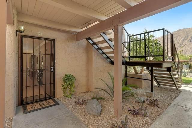 1050 E Ramon Road, Palm Springs, CA 92262 (MLS #219052988) :: The Jelmberg Team