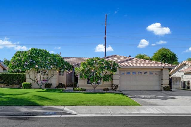 45385 Carrie Lane, La Quinta, CA 92253 (MLS #219053018) :: The Jelmberg Team