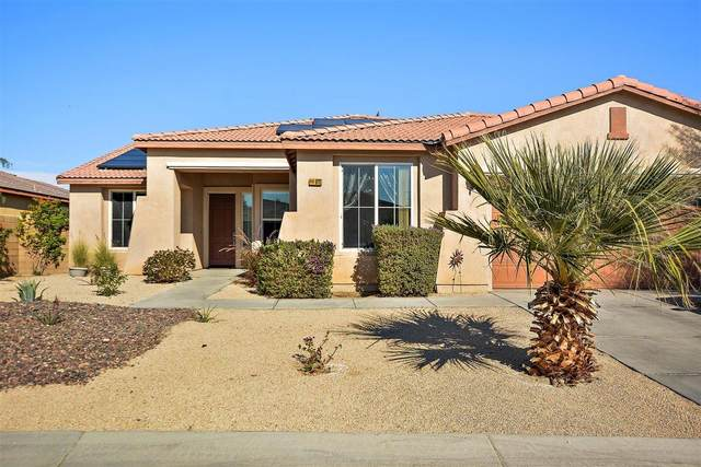 66912 Joshua Court, Desert Hot Springs, CA 92240 (#219053042) :: The Pratt Group