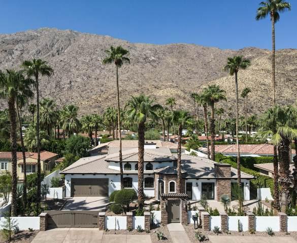 359 S Monte Vista Drive, Palm Springs, CA 92262 (MLS #219053050) :: The Jelmberg Team