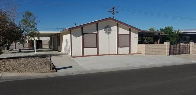 73114 Broadmoor Drive, Thousand Palms, CA 92276 (MLS #219053071) :: Hacienda Agency Inc