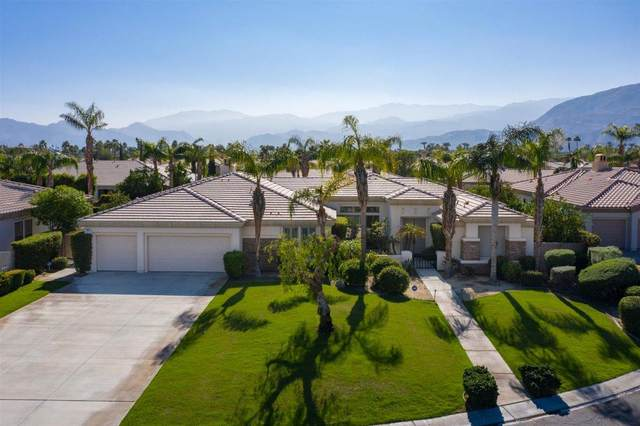 63 Calle Manzanitza, Rancho Mirage, CA 92270 (MLS #219053134) :: The Jelmberg Team