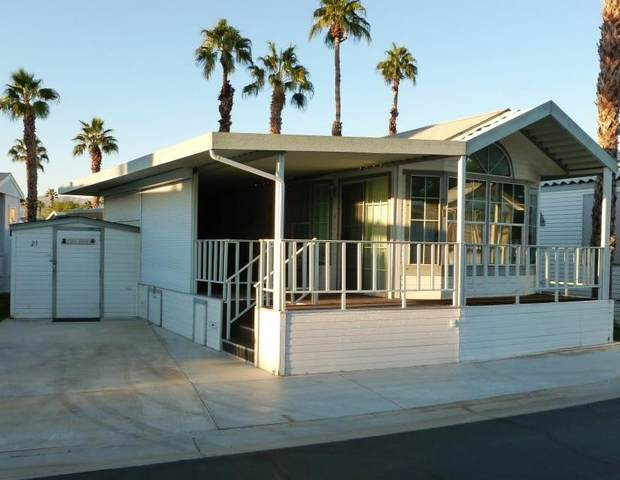 84136 Ave 44, #21 #21, Indio, CA 92203 (MLS #219053141) :: KUD Properties