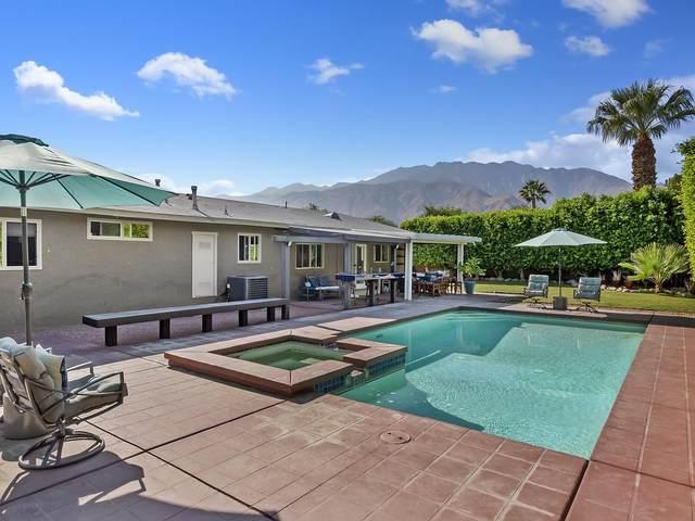 2280 E Powell Road, Palm Springs, CA 92262 (MLS #219053158) :: The Jelmberg Team