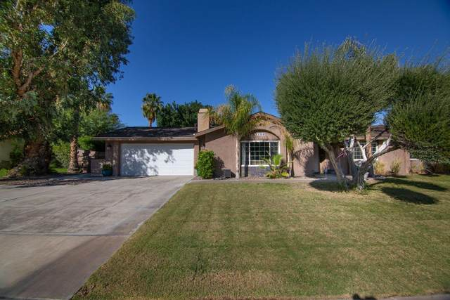 3180 Escoba Drive, Palm Springs, CA 92264 (MLS #219053175) :: The Jelmberg Team