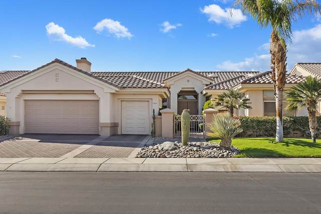 78141 Jalousie Drive, Palm Desert, CA 92211 (MLS #219053178) :: The Jelmberg Team