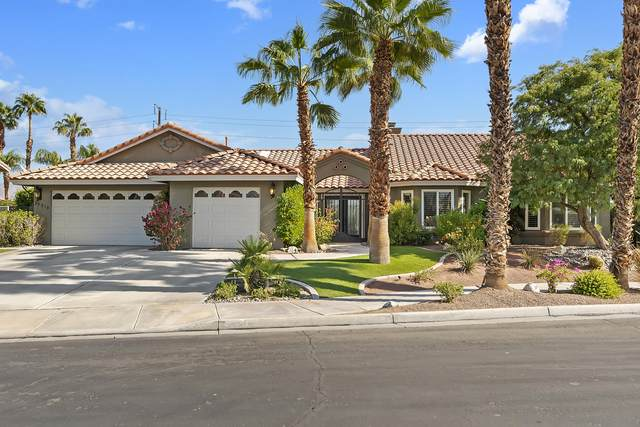 39918 Cricket Cove, Palm Desert, CA 92211 (MLS #219053184) :: The Jelmberg Team