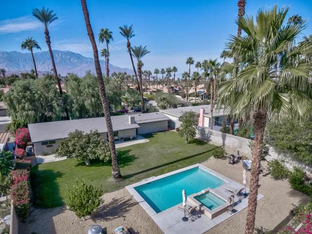 36810 Palmdale Road, Rancho Mirage, CA 92270 (MLS #219053192) :: The Jelmberg Team