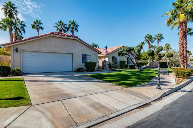 39315 Regency Way, Palm Desert, CA 92211 (MLS #219053224) :: Zwemmer Realty Group