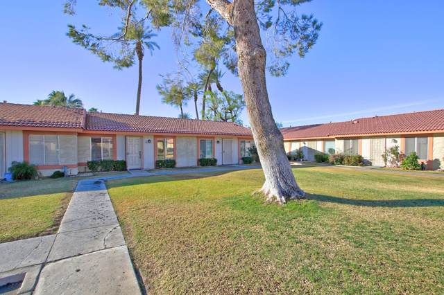 82075 Country Club Drive, Indio, CA 92201 (MLS #219053239) :: The Jelmberg Team