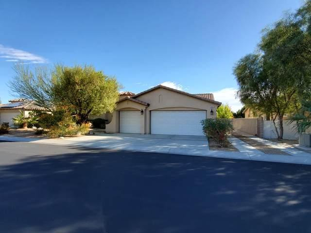 855 Ventana Ridge, Palm Springs, CA 92262 (MLS #219053247) :: The Jelmberg Team