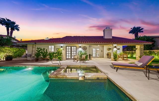 5 Gleneagle Drive, Rancho Mirage, CA 92270 (MLS #219053294) :: Zwemmer Realty Group