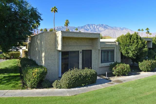 5829 Los Coyotes Drive, Palm Springs, CA 92264 (MLS #219053355) :: The Jelmberg Team