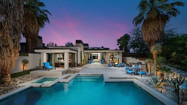 1120 Lake Vista, Palm Desert, CA 92260 (MLS #219053375) :: The Jelmberg Team