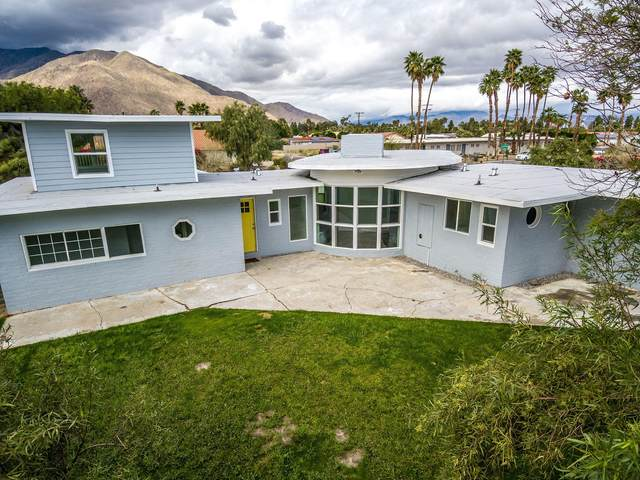 2860 N De Anza Road, Palm Springs, CA 92262 (MLS #219053419) :: The Jelmberg Team