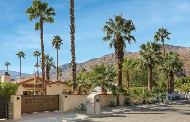 219 E Palo Verde Avenue, Palm Springs, CA 92264 (MLS #219053436) :: Hacienda Agency Inc