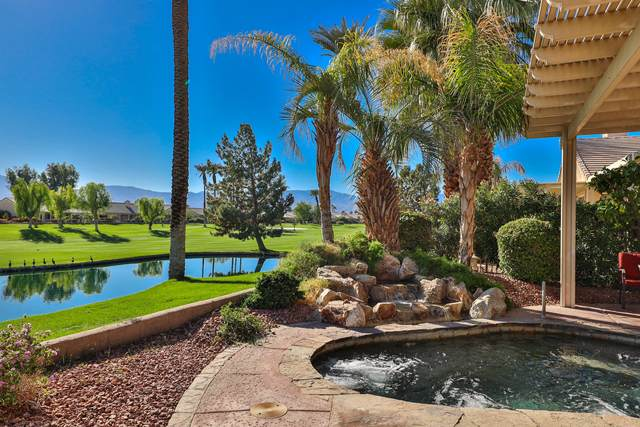 78365 Sunrise Canyon Avenue, Palm Desert, CA 92211 (MLS #219053467) :: The Jelmberg Team