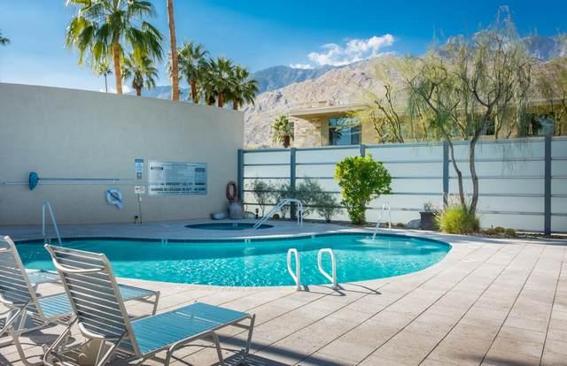 850 E Palm Canyon Drive, Palm Springs, CA 92264 (MLS #219053470) :: The Jelmberg Team