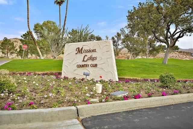 8629 Oakmount Boulevard, Desert Hot Springs, CA 92240 (MLS #219053497) :: The Jelmberg Team