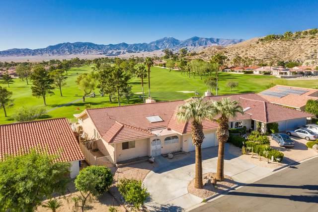 8841 Oakmount Boulevard, Desert Hot Springs, CA 92240 (MLS #219053516) :: The Jelmberg Team