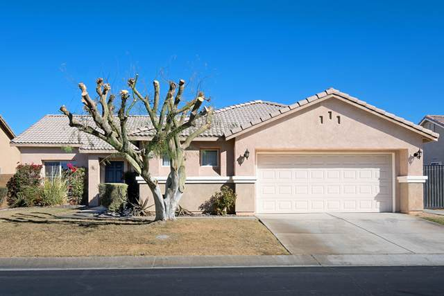 83134 Long Cove Drive, Indio, CA 92203 (MLS #219053526) :: The Jelmberg Team