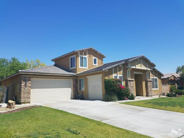 82564 Mandrone Drive, Indio, CA 92203 (#219053551) :: The Pratt Group