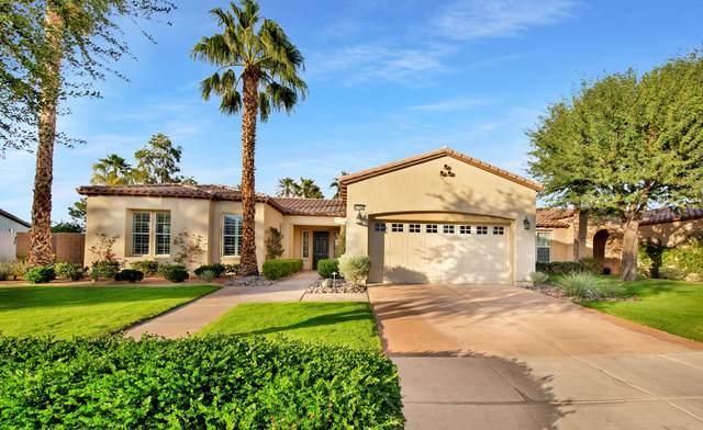81768 Daniel Drive, La Quinta, CA 92253 (MLS #219053556) :: The Jelmberg Team