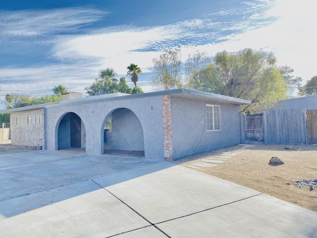 68380 Walker Street, Cathedral City, CA 92234 (MLS #219053558) :: Zwemmer Realty Group