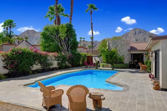 45750 Via Corona, Indian Wells, CA 92210 (MLS #219053572) :: Hacienda Agency Inc