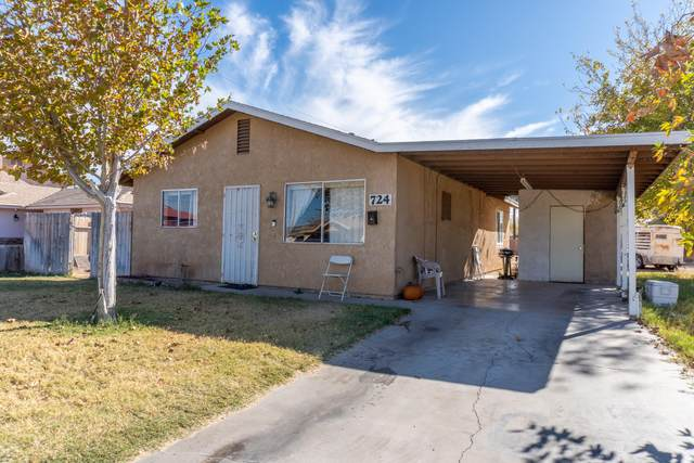 724 E Michigan Avenue, Blythe, CA 92225 (#219053603) :: The Pratt Group