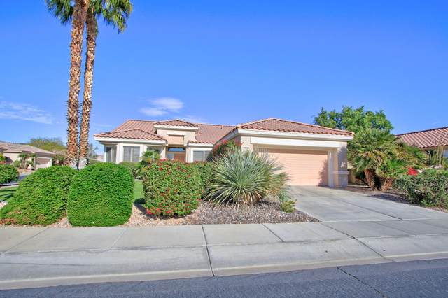 78138 Sunrise Canyon Avenue, Palm Desert, CA 92211 (MLS #219053609) :: The Jelmberg Team