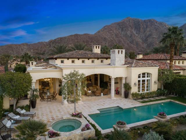 52765 Claret Cove, La Quinta, CA 92253 (MLS #219053617) :: The Jelmberg Team