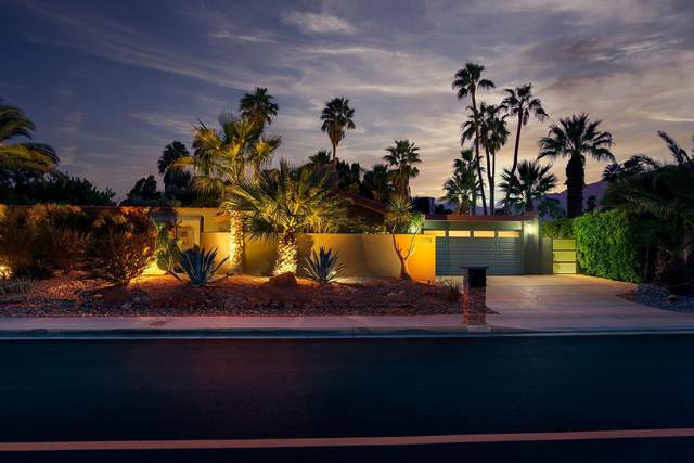 1173 E Via Escuela, Palm Springs, CA 92262 (MLS #219053618) :: The Sandi Phillips Team