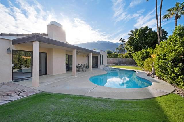 1040 E Paseo El Mirador, Palm Springs, CA 92262 (MLS #219053646) :: The Sandi Phillips Team