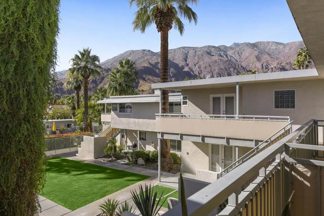 155 W Hermosa Place, Palm Springs, CA 92262 (MLS #219053654) :: Zwemmer Realty Group