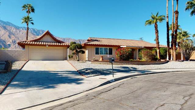 945 N Buttonwillow Circle, Palm Springs, CA 92262 (MLS #219053662) :: Zwemmer Realty Group