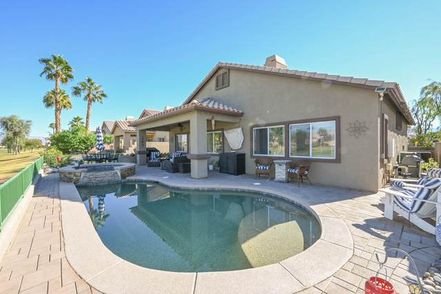 80210 Green Hills Drive, Indio, CA 92201 (MLS #219053670) :: The Sandi Phillips Team