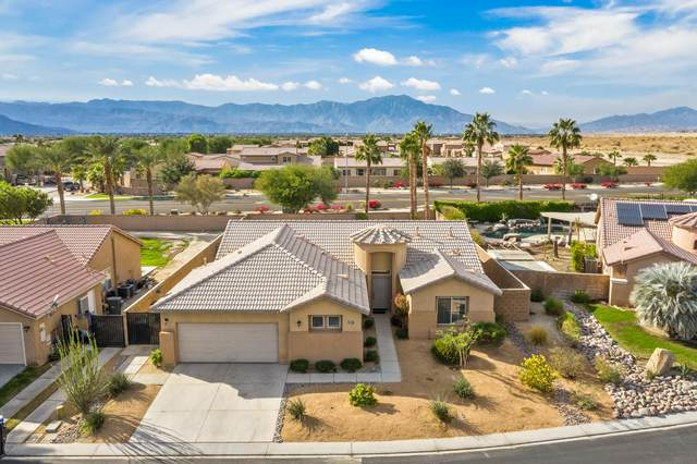40289 Gold Hills Street, Indio, CA 92203 (MLS #219053673) :: The Jelmberg Team