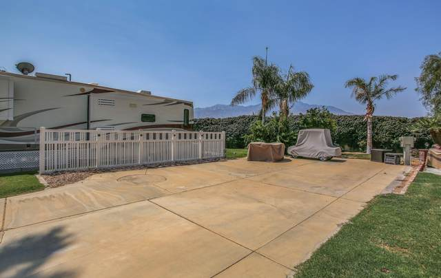 69411 Ramon Road #1037, Cathedral City, CA 92234 (MLS #219053687) :: The Jelmberg Team