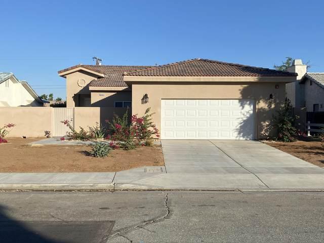 30820 Avenida Juarez, Cathedral City, CA 92234 (MLS #219053693) :: KUD Properties