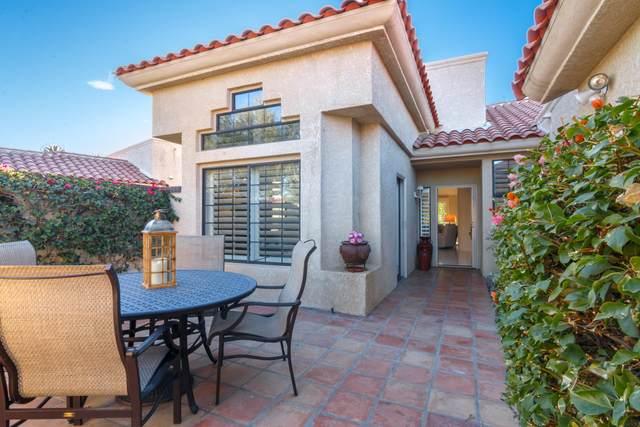 109 Alcola Circle, Palm Desert, CA 92211 (MLS #219053695) :: The John Jay Group - Bennion Deville Homes