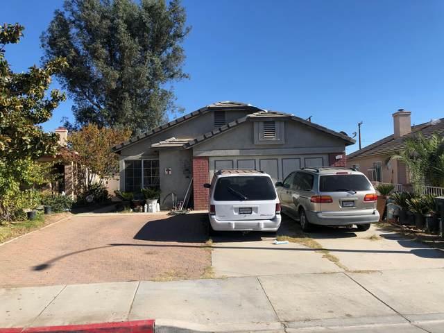 1139 Palisades Street, Perris, CA 92570 (MLS #219053705) :: KUD Properties
