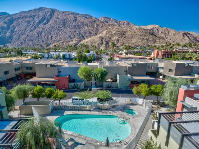 709 E Arenas Road, Palm Springs, CA 92262 (MLS #219053727) :: Zwemmer Realty Group