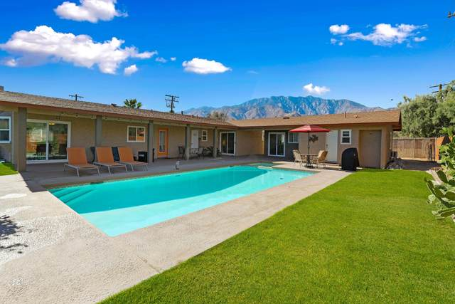2008 E Joyce Drive, Palm Springs, CA 92262 (MLS #219053728) :: Zwemmer Realty Group